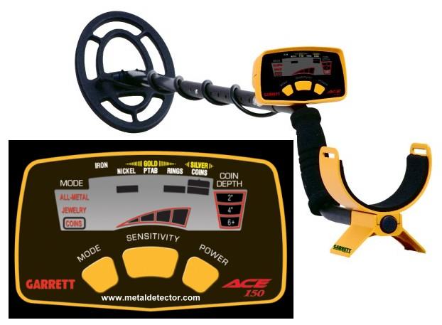 Металлоискатель garrett ace 150 новый+ подарок - оборудовани.